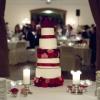 Bröllopstårta - Klicka för större bild