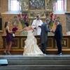 Vackra altardekorationer. Photografer Thomas Walldén - Klicka för större bild